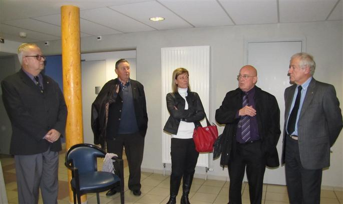 Article de presse lions club saint p ray guilherand - Maison de retraite guilherand granges ...